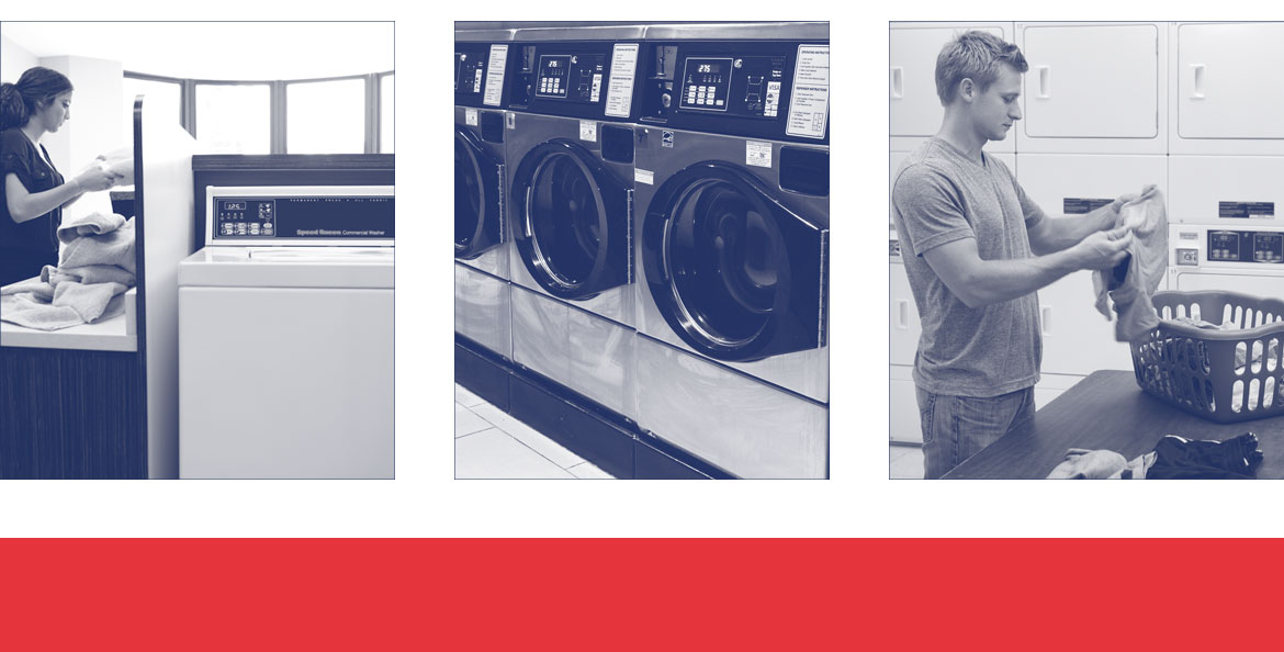 3 Ways to Up Your Laundromat's Game