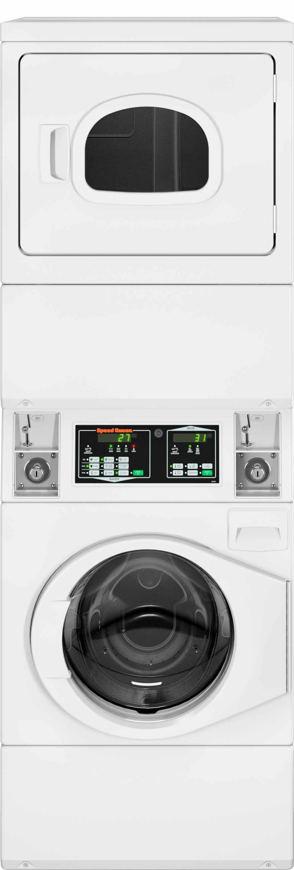 Stack Washer And Dryer Units From Oem Laundry Parts