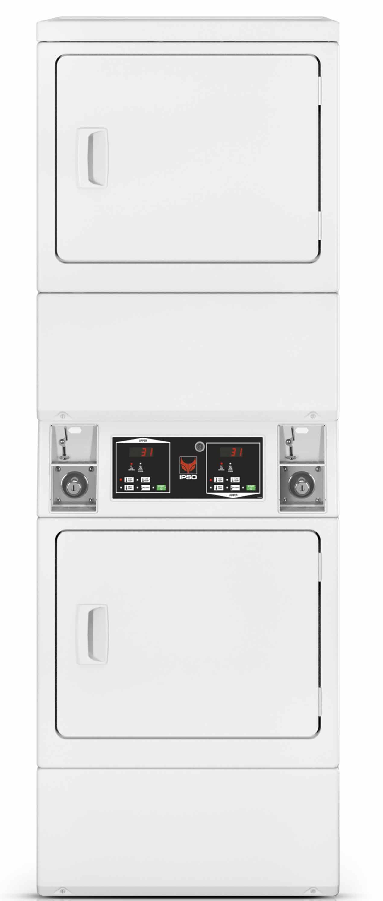 Coin Operated Stack Dryers