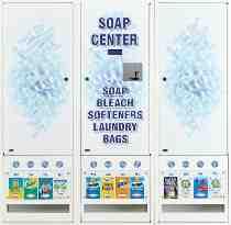 Soap Vending Equipment